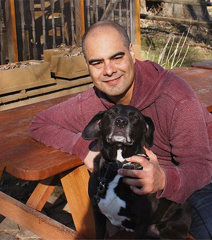 Pet Connect pet services management system CEO Hector Ocasio